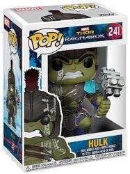 Vinylová figurka č. 241 Ragnarok 3 - Hulk Gladiator