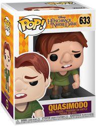 Vinylová figurka č. 633 Quasimodo