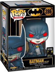 Vinylová figurka č. 286 80th - Batman Red Rain
