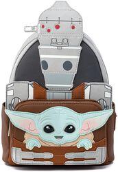 The Mandalorian - Loungefly - The Child (Baby Yoda) und IG-11