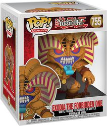 Exodia the Forbidden One (Oversize Figure) Vinyl Figur 755