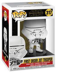 Vinylová figurka č. 317 Episode 9 - The Rise of Skywalker - First Order Jet Trooper