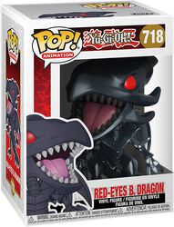 Red-Eyes Black Dragon Vinyl Figure 718
