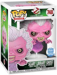 Vinylová figurka č. 748 Scary Library Ghost (Funko Shop Europe)