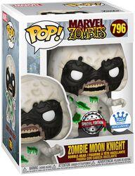 Vinylová figurka č. 796 Zombies - Zombie Moon Knight (Funko Shop Europe)