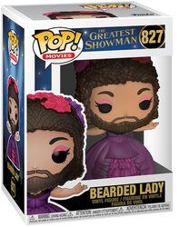Greatest Showman Vinylová figurka č. 827 Bearded Lady