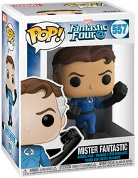 Vinylová figurka č. 557 Mister Fantastic