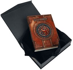 Notes Fire and Blood Journal