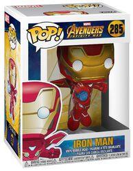 Vinylová figurka č. 285 Infinity War - Iron Man