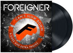 Can't slow down & B-Sides & Extra Tracks