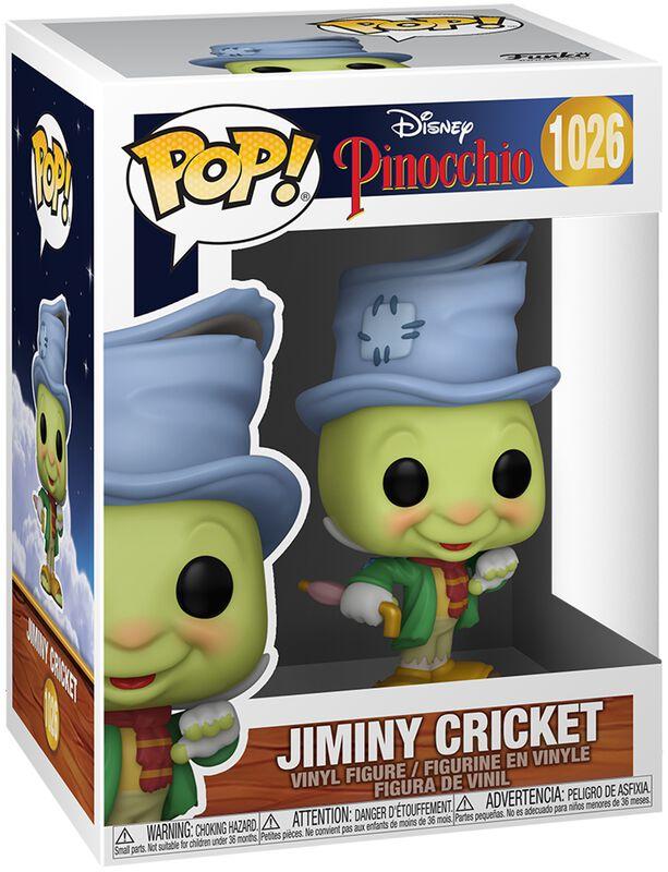Vinylová figúrka c. 1026 80th Anniversary - Jiminy Cricket