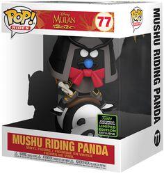 ECCC 2020 - Mushu Riding Panda (POP Rides) Vinyl Figure 77