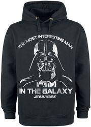 Merry Sithmas Star Wars Christmas Jumper. Darth Vader - Most Interesting Man a83cbd5ae0