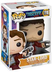 Vinylová figurka č. 198 - 2 Star-Lord (s možností chase)