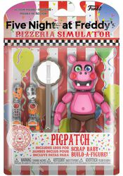 Akční figurka Pizza Simulator - Pigpatch