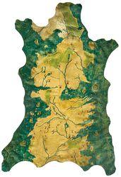 Replika mapy Westeros 1:1