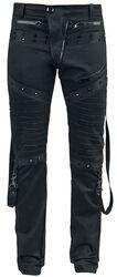 Kalhoty Black Chrome