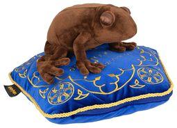 Čokoládová žába s polštářkem