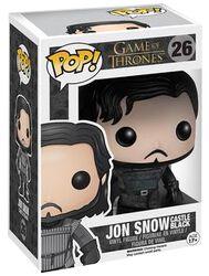 Vinylová figurka č. 26 Castle Black Jon Snow