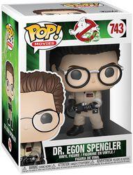 Vinylová figurka č. 743 Dr. Egon Spengler