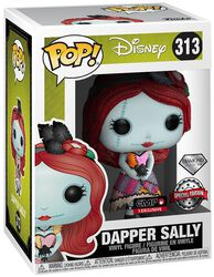 Vinylová figurka č. 313 Dapper Sally (Glitter Diamond Edition)