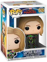 Vinylová figurka č. 516 Captain Marvel