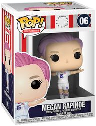 Football US Women's National Team - Megan Rapinoe (Sport Legends) Vinyl Figure 06