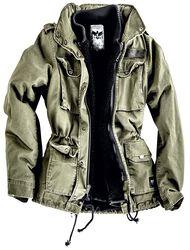 Ladies Army Field Jacket