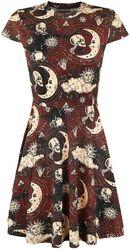 Krasobruslářské šaty Moonstone