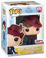 Vinylová figurka č. 470 Mary Poppins with Umbrella