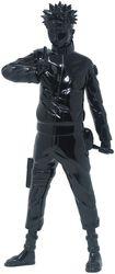 Černá soška Shippuden - The Will of Fire - The Epic Ninja