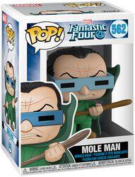 Vinylová figurka č. 562 Mole Man