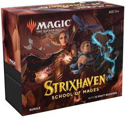 Balík Strixhaven: School Of Mages