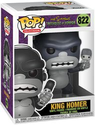 Vinylová figurka č. 822 Treehouse Of Horror - King Homer