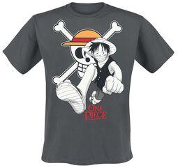 Luffy & Skull