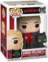 Vinylová figurka č. 777 Sabrina Spellman a Salem