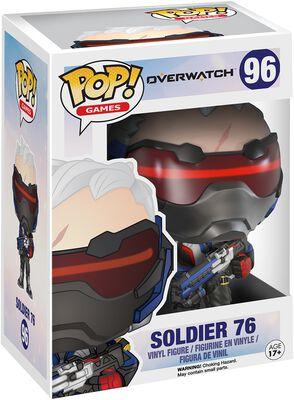 Vinylová figurka č. 96 Soldier 76