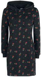 Teplákové šaty Cherry Bomb