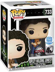 Vinylová figurka č. 733 40th - Ripley Holding Jonesy (Funko Shop Europe)