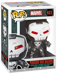 Vinylová figurka č. 623 Punisher War Machine