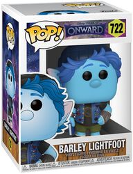 Vinylová figurka č. 722 Barley Lightfoot