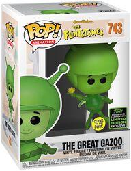 The Flintstones Vinylová figurka č. 743 ECCC 2020 - The Great Gazoo (Funko Shop Europe)