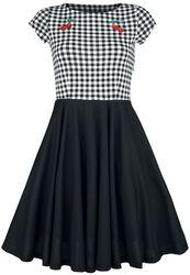 Šaty Plaid Petticoat