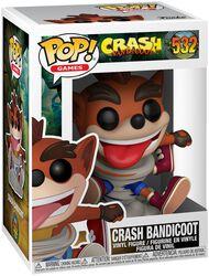 Vinylová figurka č. 532 Crash Bandicoot