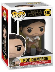 Vinylová figurka č. 310 Episode 9 - The Rise of Skywalker - Poe Dameron