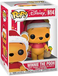 Vinylová figurka č. 614 Winnie The Pooh (Holiday)