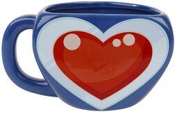 3D hrnek Heart