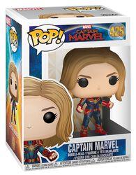 Vinylová figurka č. 425 Captain Marvel (s možností chase)
