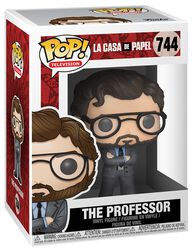 Vinylová figurka č. 744 The Professor