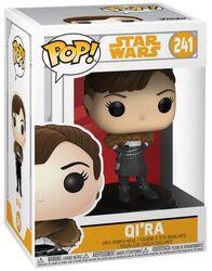 Vinylová figurka č. 241 Solo: A Star Wars Story - Qi'ra